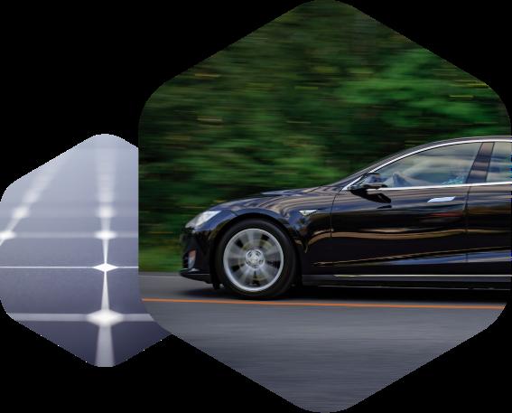 Peer-to-peer EV-charging