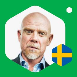 Interview with Robert Andrén of the Swedish Energy Agency