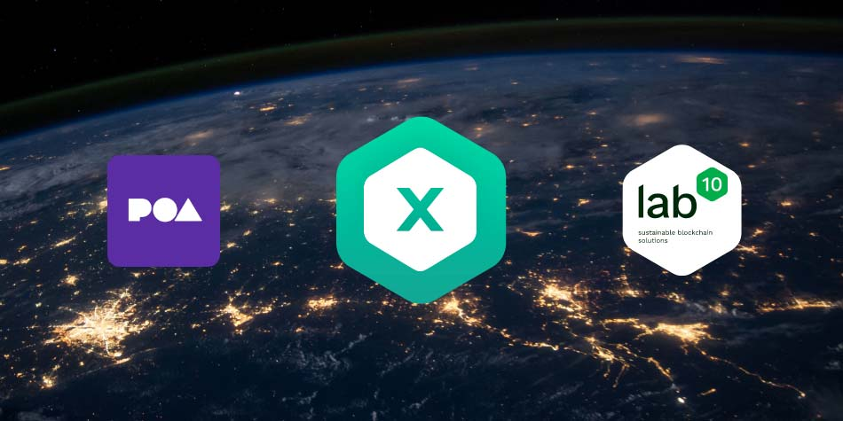 The lab10 collective joins xDai Stable Chain as a Validator