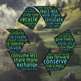 Auf der Suche nach einem nachhaltigeren Wirtschaftssystem