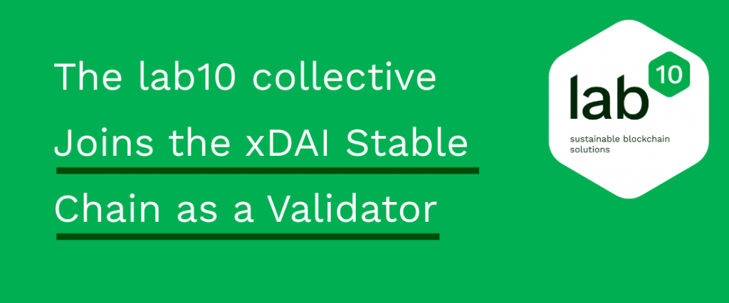 xDai Stable Chain Validator